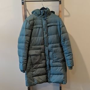 Tommy Hilfiger winter puffy coat